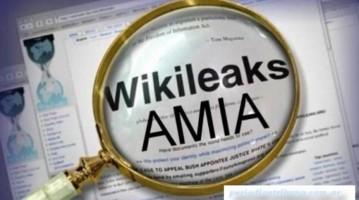 amia nisman wikileaks