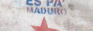 Chavez te lo juro mi voto es pa'maduro