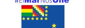 #ElMarNosUne x el EP de Bolivia BANDERAZO encuentro hoy sábado 10 marzo -14h30 Plaza de Naciones Ginebra